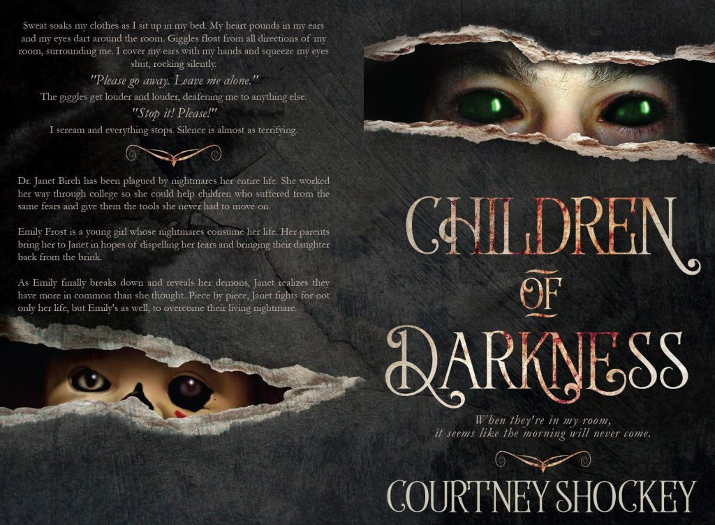 Paranormal Book Cover Design Cover Me, Darling