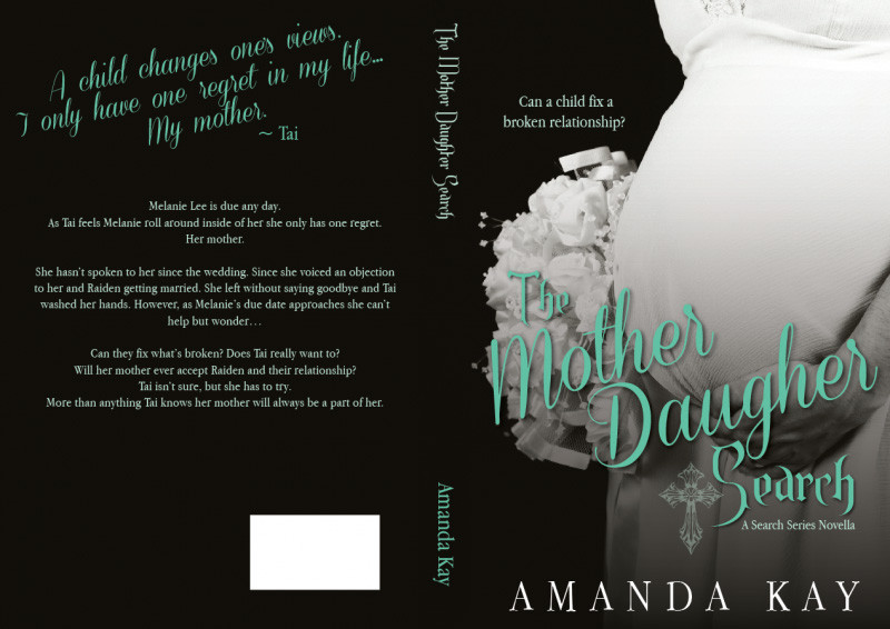 Contemporary book cover design by Cover Me, Darling